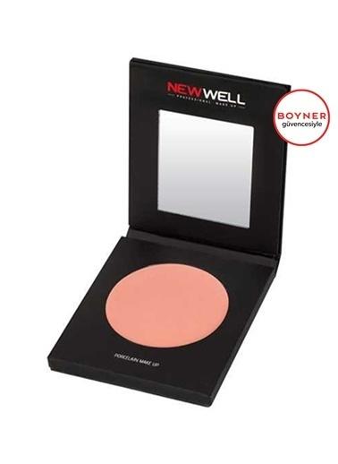 New Well New Well Derma Cover Blusher 02 Allık Renksiz